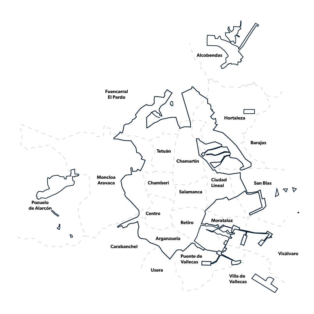 Mapa de Zona Zity