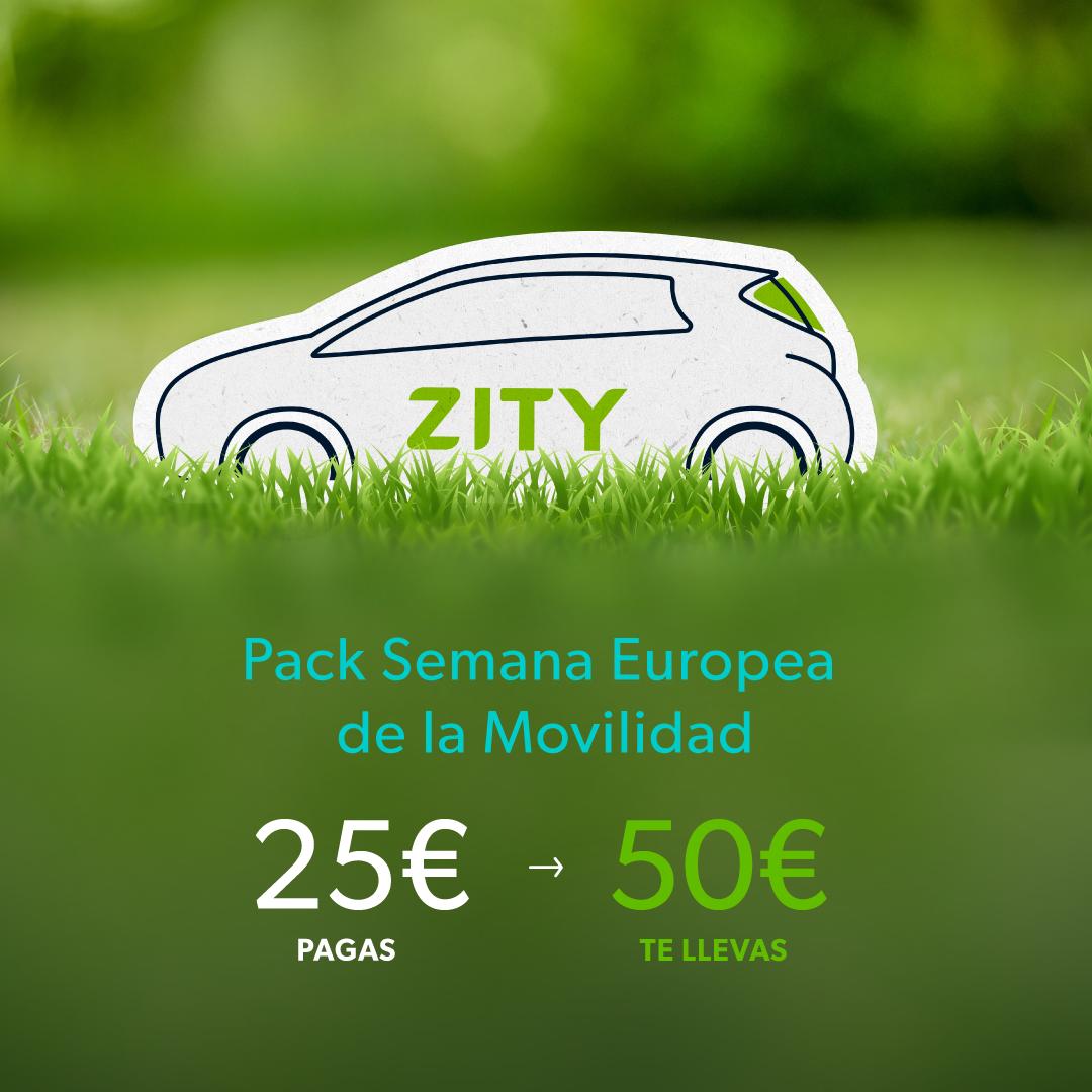 Pack Semana Europea de la Movilidad